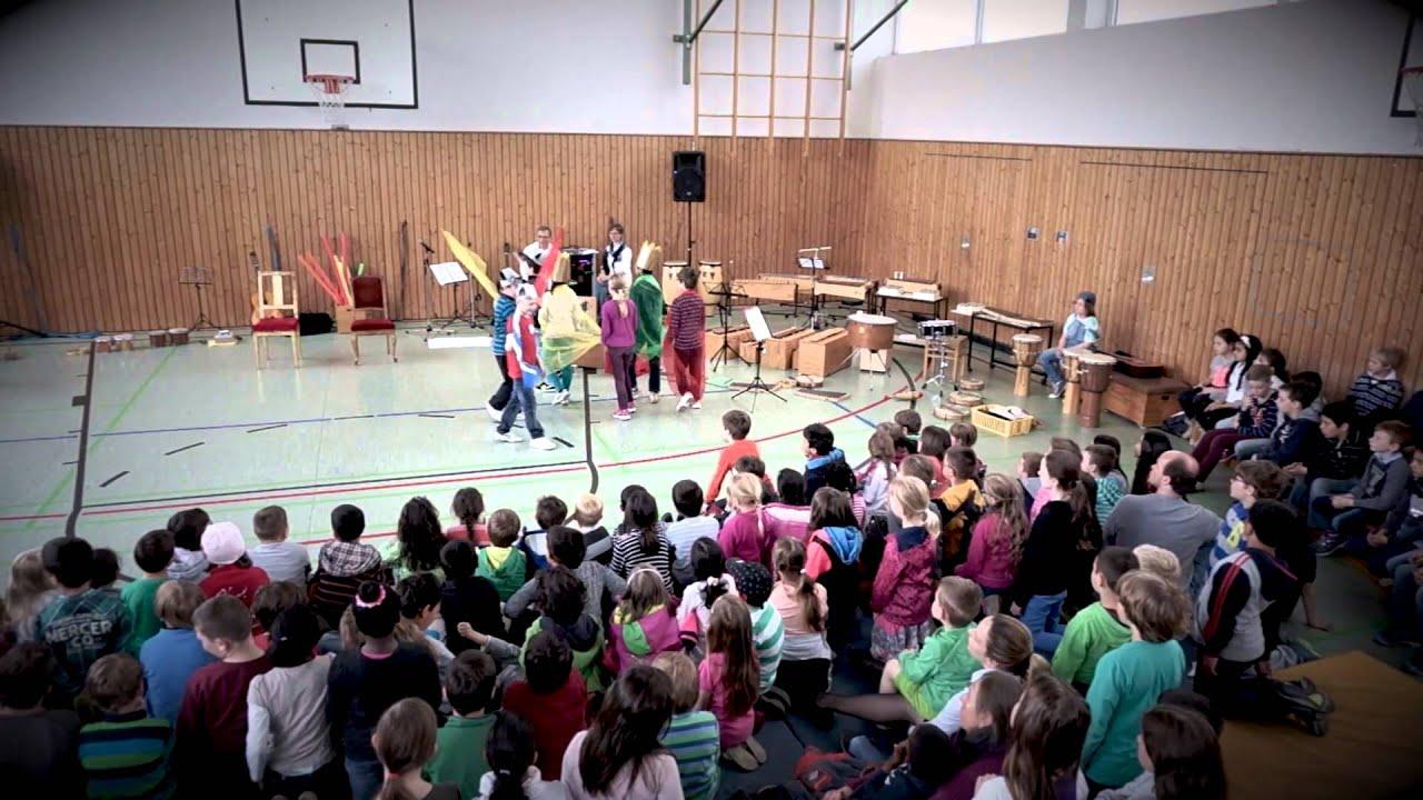 Frühlingstreff Schule Furtweg 2015 - YouTube