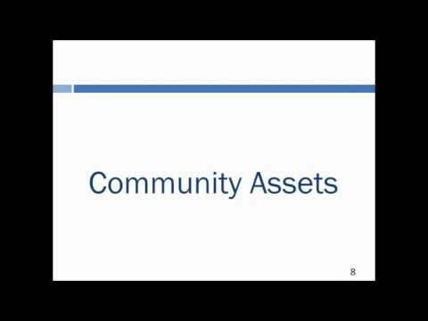 Community Assets Information Session