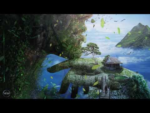 Speed Art–Adobe © Photoshop® Manipulation-)—- ► -Surreal-Fantasy-Stone Effect