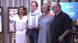Premio SADE 2016 - Golem Distribución y Josetxo Moreno