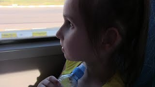 Турция из окна автобуса. Слушаем гида Pegas Touristik.<