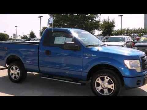 2009 Ford F150 Regular Cab STX 6 12 Ft YouTube