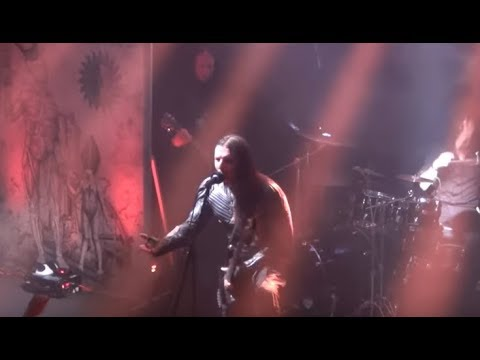 "Septicflesh new music video for ""Martyr"" - new Ron Keel Band, Fight Like A Band in 2018!"