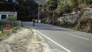Cavaladas de trotinete a gasolina