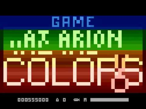 """""""At Arion Line"""" Silly Venture 2016, fast game, 1920 colors Atari"""