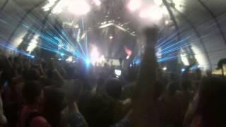 Major Lazer Brasil Lollapalooza 2015.