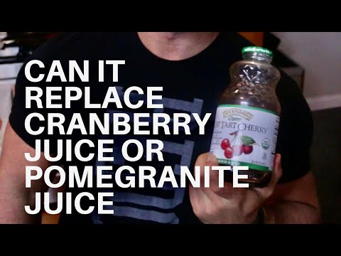 TART CHERRY JUICE AND THE VERTICAL DIET thumbnail