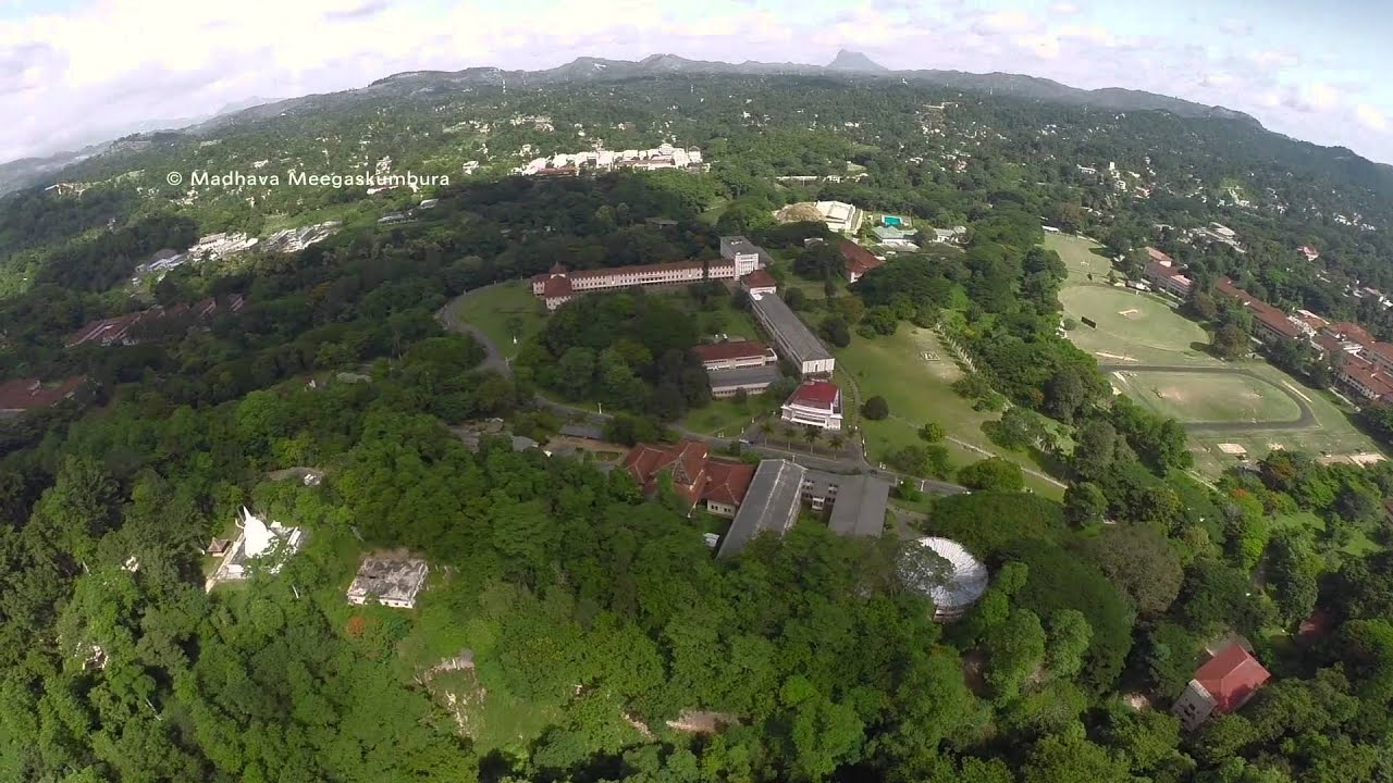 University of Peradeniya - a brief introduction to The Garden ...