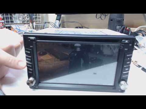 ouku din dvd android car stereo head unit review 7 28