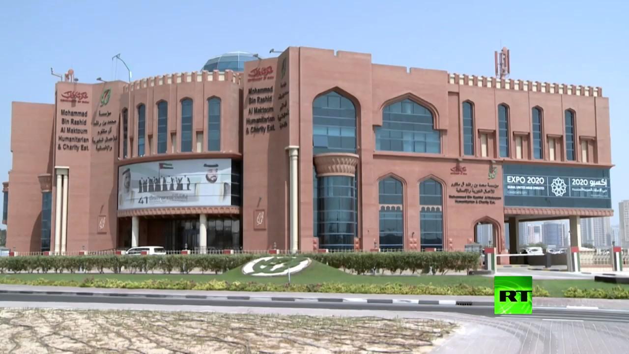 الكاتب اﻹماراتي أحمد إبراهيم في حوار تلفزيوني على (قناة RT) عن إدانة الإمارات لتفجيرات سان بطرسبورغ.