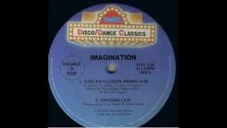 Imagination - Just An Illusion (The Remix Beat) - The 1989 Dub Remix