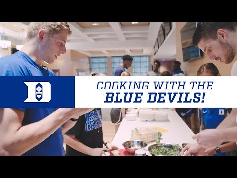 Duke Basketball: Cooking with the Devils (7/27/18) Mp3