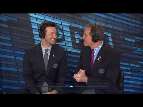 Tony Romo Greatest Play Call Predictions