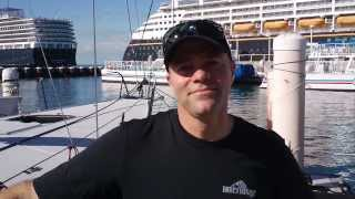 Interview with Andy Horton, Tactician on Interlodge, at Quantum Key West 2014