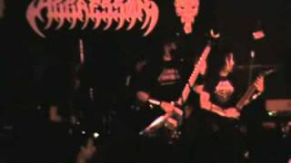 Atomic Aggressor -the hallucination -Live in TEMUCO (CHILE)
