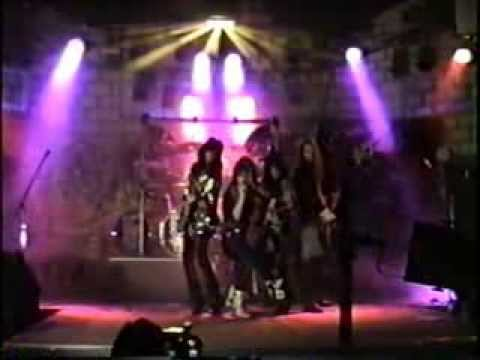 FOUR STAR ROSIE AT THE CELL BLOCK in BENSALEM PA 1990 something (part 2)