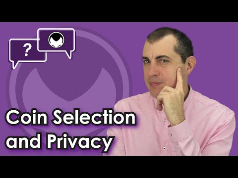 Bitcoin Q&A: Coin selection and privacy