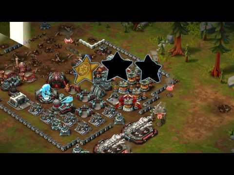 StarWars-Commander-Heroic Defense RANCORS!!Attack on Dandoran