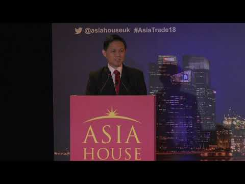 H.E. Chan Chun Sing, Minister for Trade and Industry of Singapore