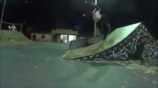 Skateboard na Pistinha de Igarapé Açu - PA