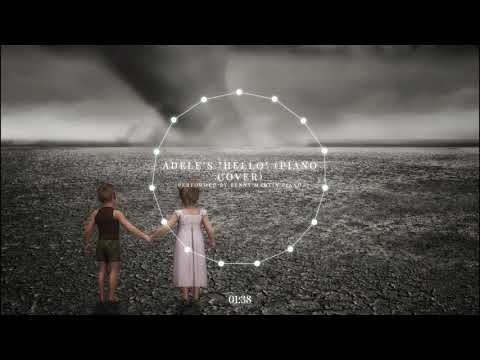 """Adele's """"Hello"""" Solo Piano Cover by Benny Martin Piano"""