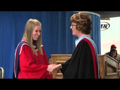 Loyalist College - Convocation Ceremony 2014 (Part 1 of 4)
