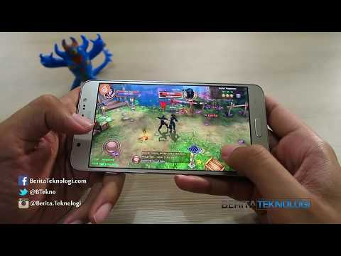 Samsung Galaxy J7 2016 Gaming Review - Test with 10 Game