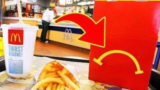 Top 10 SCARY McDonald's Stories!!!