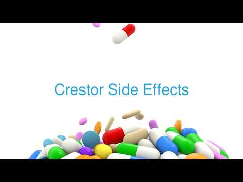 crestor-(rosuvastatin)-side-effects