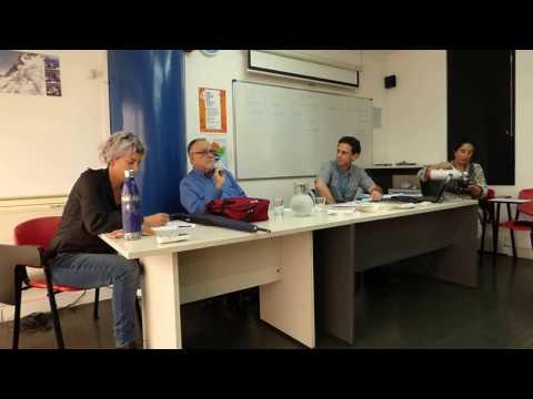 Mempo Giardinelli en IES Abroad Buenos Aires 01/04