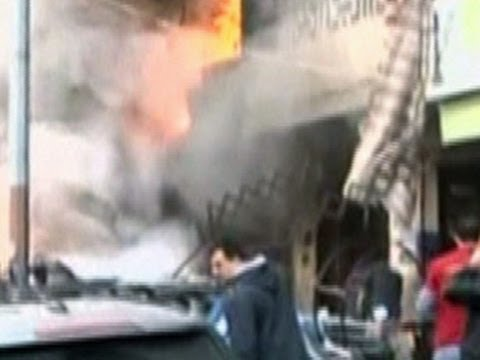 Beirut bombings kill several in suburb