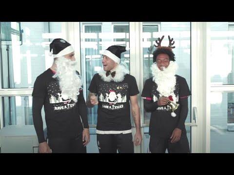 Auguri Di Natale Juventus.Juventus Christmas Carol Outtakes Youtube