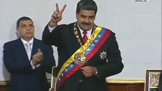 Decreto Constituyente señala que Maduro será juramentado el 10 enero 2019