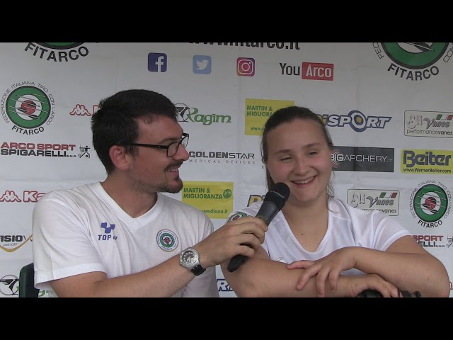 Intervista ad Asia Pellizzari