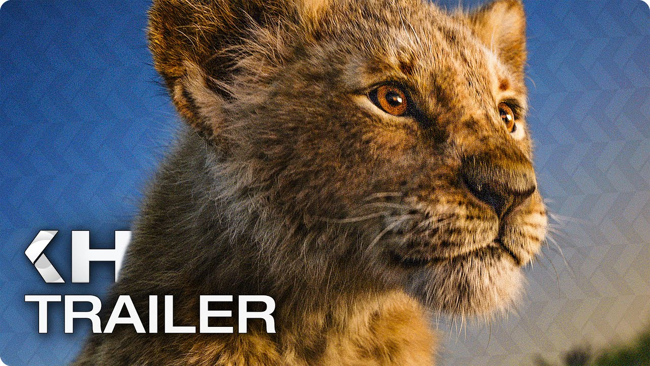 The Lion King Trailer 2 2019