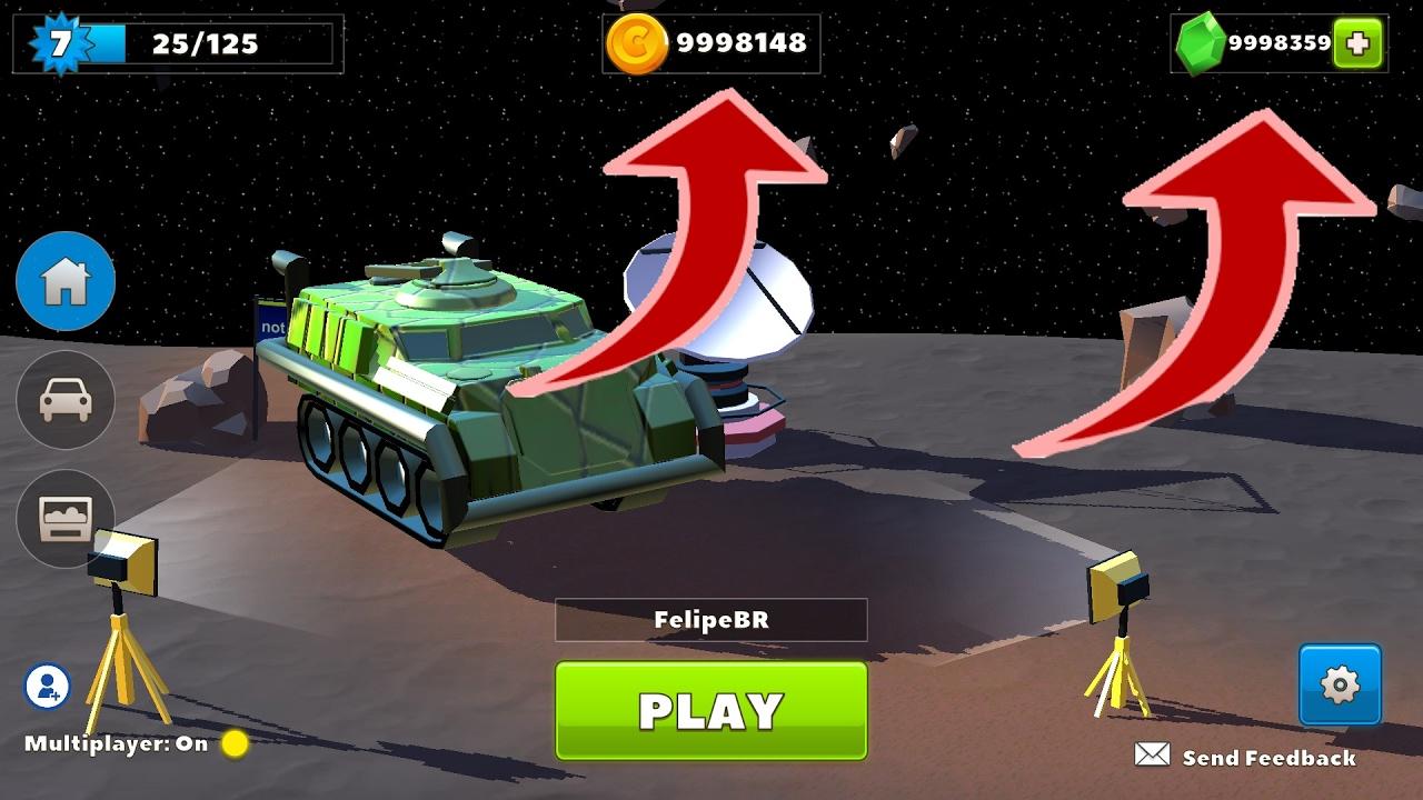 cars mod apk unlimited money