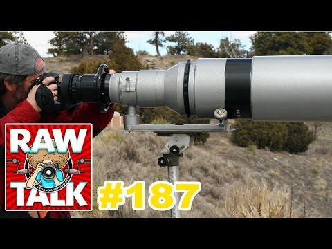 Hasselblads NEW Medium Format Mirrorless, 1000mm NASA Lens, Process your own color film: RAWtalk 187