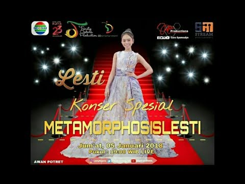 Cinta terbaik - konser metamorfosis LESTI 05012018