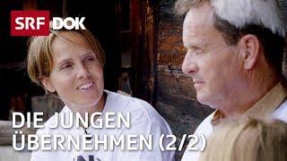 Chefwechsel – Wenn Alte gehen und Junge kommen (2/2)   Doku   SRF DOK
