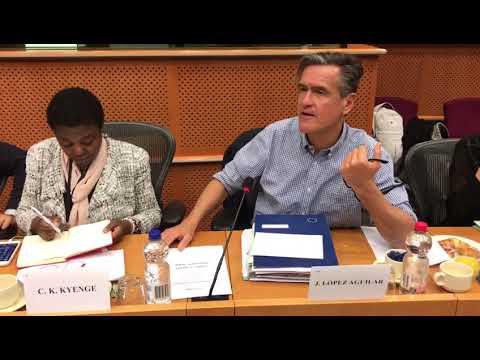 Reunion Visas Humanitarias PE