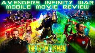 Mobile Movie Review: Avenger
