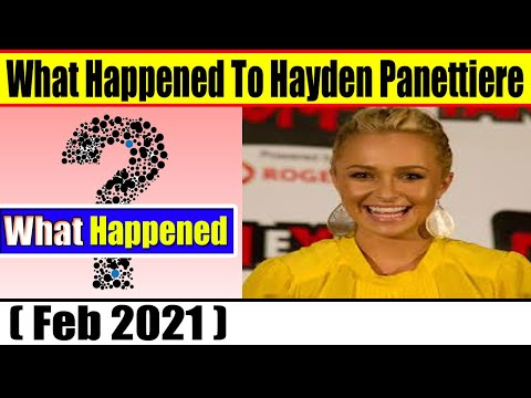 What Happened To Hayden Panettiere (Feb 2021) Want To Know More, Refer Here