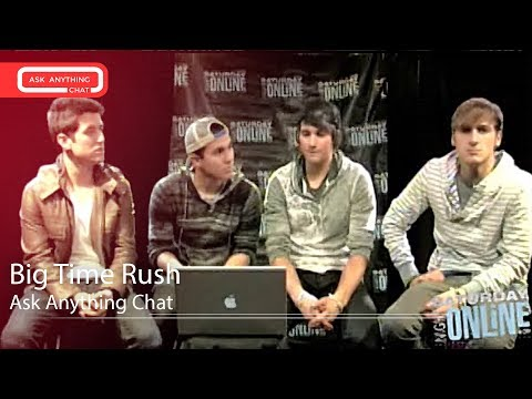From 2011 Big Time Rush Talk About Being BTR & Meeting Snoop Dogg
