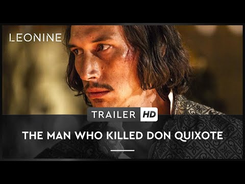 THE MAN WHO KILLED DON QUIXOTE | Trailer | HD | Offiziell