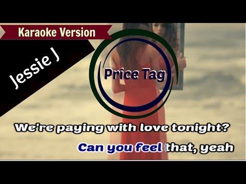 Jessie J - Price Tag   Vintage Karaoke