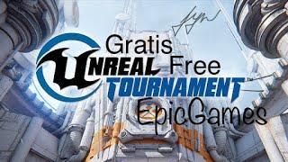Unreal Tournament Gratis para PC na EpicGames!!!jynrya™