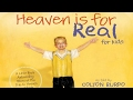 full heaven is for real by colton burpo