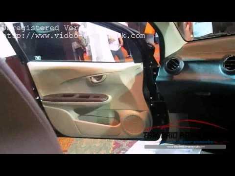 ภายในรถ honda brio amaze ภายในรถบริโอ้ อเมซ