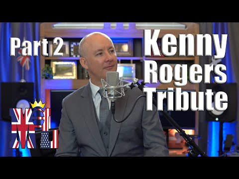 #TogetherAtHome Martyn Lucas Kenny Rogers Tribute Billboard #1ONTRENDING She Believes In Me from YouTube · Duration:  4 minutes 10 seconds