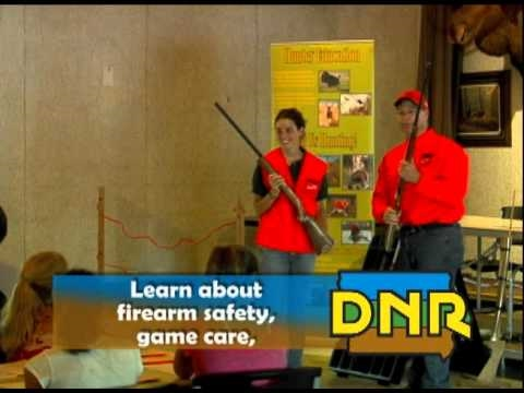 Hunter Safety Education, Iowa Department Of Natural Resources